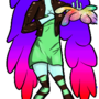Rainbow Sherbet Blast by SillyBeans