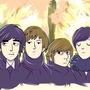 The Beatles by Oponok