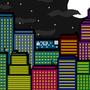 A.W Cityscape by Satan