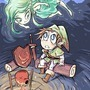 Fairy Encounter by Oponok