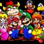 Mario: Group Photo