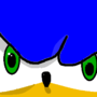 Sonic the hedgehog by Ghostking785