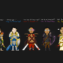 MightyQuest Characters by Ntuzu