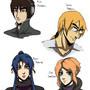 Character set 01 by Shadowblackfox