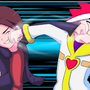 Egoraptor vs Ego by CrazyCreators