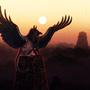 Sun Warrior by Maquenda