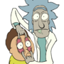 Look, Morty! by VigorousJammer
