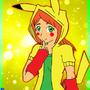 Chimisu Pikachu Hoodie by Plazmix
