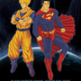 Superman Vs Goku by Blud-Shot