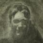Charcoal Self Portrait by x73rmin8r