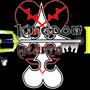 Kingdom Hearts II logo by KerfuffleMach2