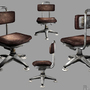 Fallout inspired chair