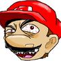 Evil Mario by HAVT