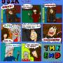 JJZK - Mysterious Encounter by Jayku