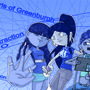 Girls of Greenburgh by KINGofdaHI