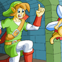 Link & Navi: On the Run by Clovis15