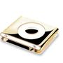 Gold iPod Shuffle