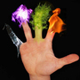 Hand of powers by PK9