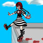 Suicide Kate: A Fall by exninja123