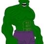 Hulk by Varnik