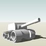 Newgrounds tank by Albetta