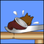 coconut maus by Wiesi