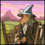 gandalf maus by Wiesi