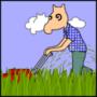 lawnmower maus by Wiesi
