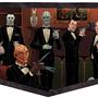 Gentlemen's Club of Evil by LinesToThePaper