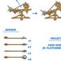2D Platformer Prop Design