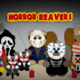 Horror Beavers by Beaverlicious