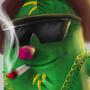 Cowboy cactus by EDGG-sketch