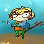 Pixel!ImmortalHD_AquaBub by iCadetNutsi