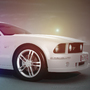 Ford Mustang 3D model by Sunshaft