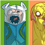 Adventure Time Shirts! by jouste