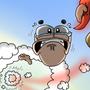 Super Sheep! by DoodlingHitman