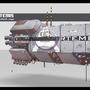 Spaceship - Artemis