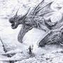 Attack on Titan Dragon by SkillSkillFiretruck