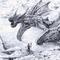 Attack on Titan Dragon