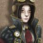 Steampunk Girl vn4 by DareGB