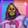Gay Skeletor by jaschieffer