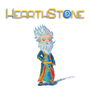 Hearth Stone Pixel Art by 07raffaello