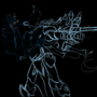WraithKnightSketch by Luciuspain
