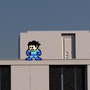 3D Megaman 2 Building by KlassicKelvin