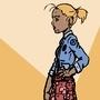 Punk girl by francisyfl