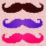 Moustaches1 by Halo15375