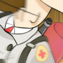 Tf2 medic by Comicdud