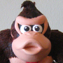 Donkey Kong Sculpture by Mario644
