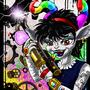 Psychotic Cyberpuke. by Kayas-Kosmos