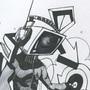 DJ Tv boy by Halo78
